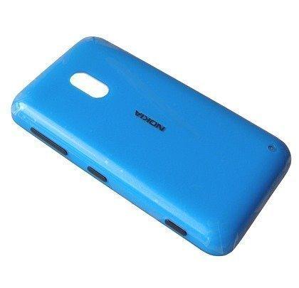Akkukansi / Takakansi Nokia Lumia 620 cyan
