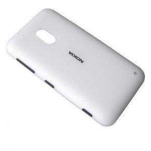 Akkukansi / Takakansi Nokia Lumia 620 valkoinen