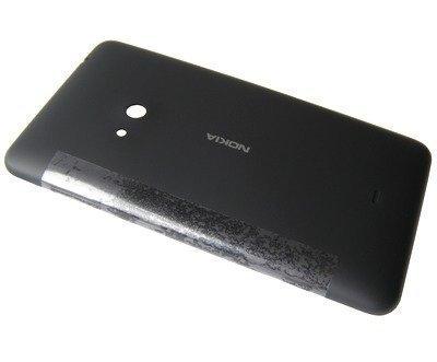 Akkukansi / Takakansi Nokia Lumia 625 musta