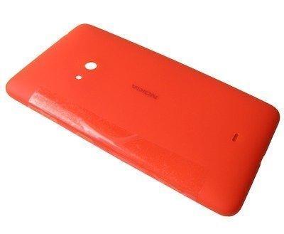 Akkukansi / Takakansi Nokia Lumia 625 orange