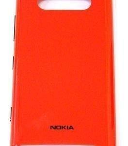 Akkukansi / Takakansi Nokia Lumia 820 red