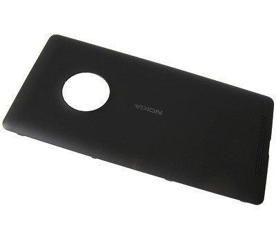 Akkukansi / Takakansi Nokia Lumia 830 musta