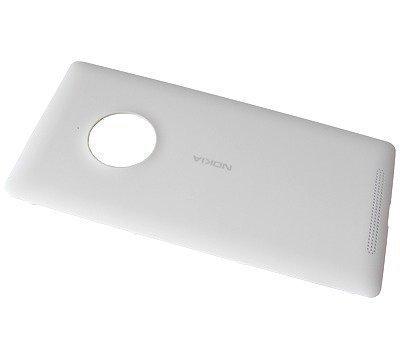 Akkukansi / Takakansi Nokia Lumia 830 valkoinen