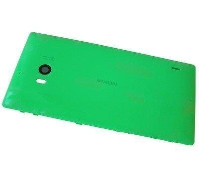 Akkukansi / Takakansi Nokia Lumia 930 green