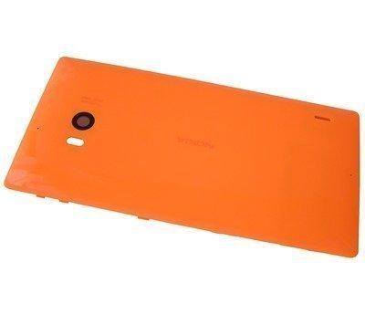 Akkukansi / Takakansi Nokia Lumia 930 orange