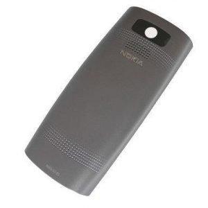 Akkukansi / Takakansi Nokia X2-05 silver