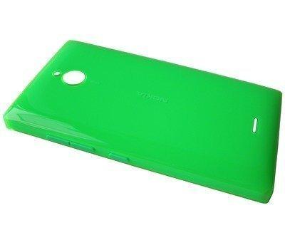 Akkukansi / Takakansi Nokia X2 green