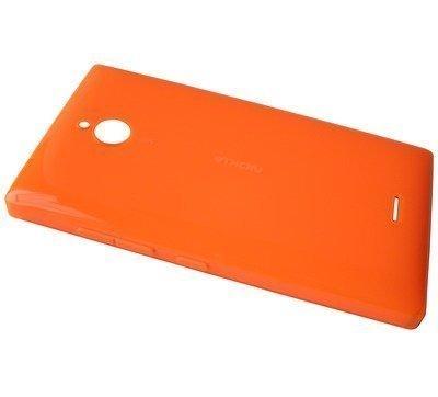 Akkukansi / Takakansi Nokia X2 orange