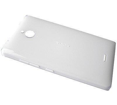 Akkukansi / Takakansi Nokia X2 valkoinen