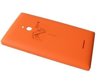Akkukansi / Takakansi Nokia XL orange