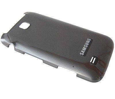 Akkukansi / Takakansi Samsung C3520 musta