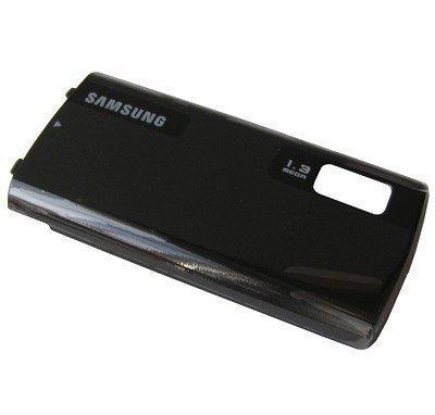 Akkukansi / Takakansi Samsung C5212 musta