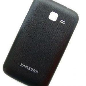 Akkukansi / Takakansi Samsung GT-B5510 Akkukansi cool-grey B5510 Galaxy Y Pro cool-grey