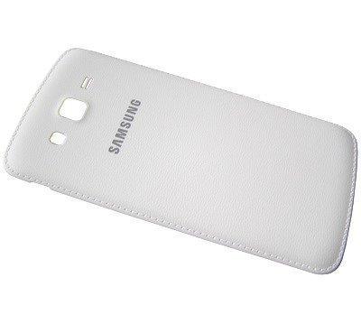Akkukansi / Takakansi Samsung Galaxy G7105 Grja 2 LTE/ G7102 Galaxy Grja 2 valkoinen
