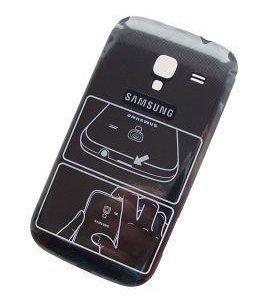 Akkukansi / Takakansi Samsung I8160 Galaxy Ace 2 musta
