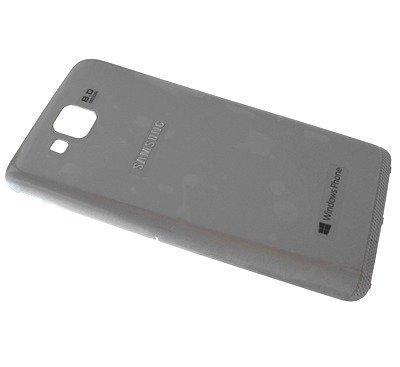 Akkukansi / Takakansi Samsung I8750 Ativ S silver