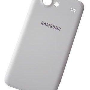 Akkukansi / Takakansi Samsung I9070 Galaxy S Advance valkoinen