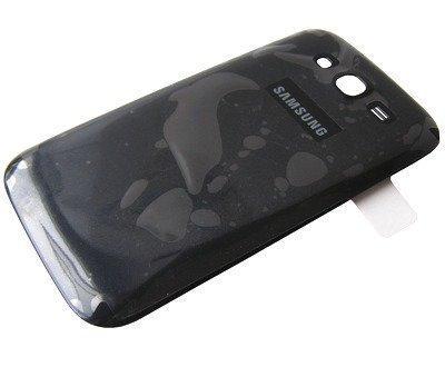Akkukansi / Takakansi Samsung I9082 Galaxy Grja blue