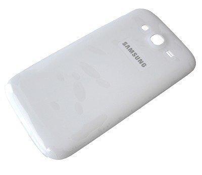 Akkukansi / Takakansi Samsung I9082 Galaxy Grja valkoinen