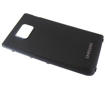 Akkukansi / Takakansi Samsung I9105P Galaxy S2 Plus blue
