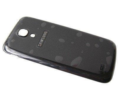 Akkukansi / Takakansi Samsung I9195 Galaxy S4 Mini musta
