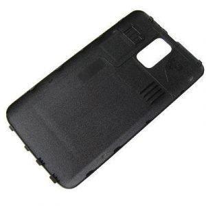 Akkukansi / Takakansi Samsung I9210 Galaxy S2 LTE musta