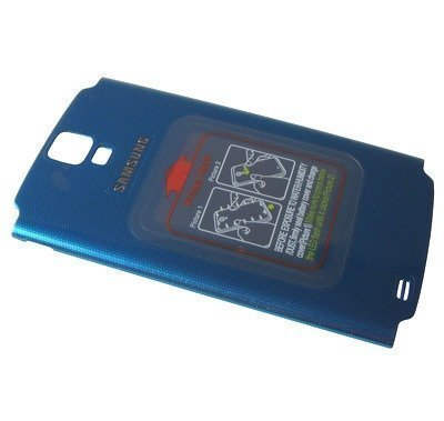 Akkukansi / Takakansi Samsung I9295 Galaxy S4 Active blue