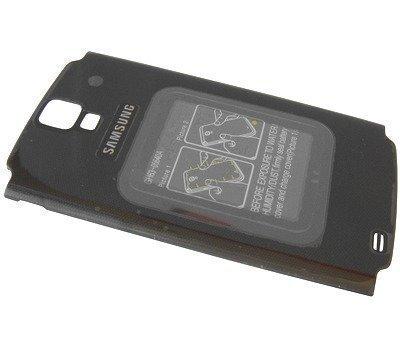 Akkukansi / Takakansi Samsung I9295 Galaxy S4 Active musta
