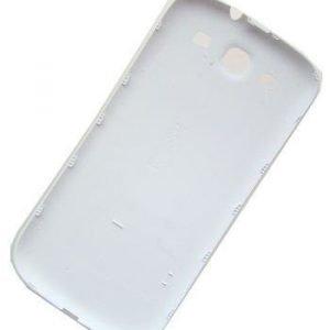 Akkukansi / Takakansi Samsung I9300 Galaxy S3 valkoinen