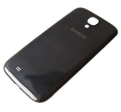 Akkukansi / Takakansi Samsung I9505 Galaxy S4 LTE musta