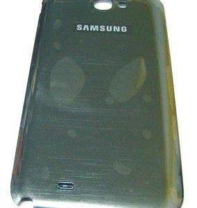 Akkukansi / Takakansi Samsung N7100 Galaxy Note II titan grey