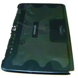 Akkukansi / Takakansi Samsung N8000 Galaxy Note 10.1 grey