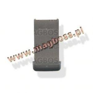 Akkukansi / Takakansi Samsung S3600/ S3600i silver