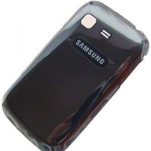 Akkukansi / Takakansi Samsung S5300 Galaxy Pocket musta
