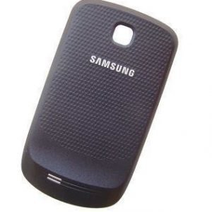 Akkukansi / Takakansi Samsung S5570 Galaxy Mini musta