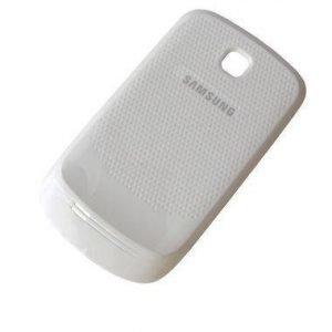 Akkukansi / Takakansi Samsung S5570 Galaxy Mini valkoinen