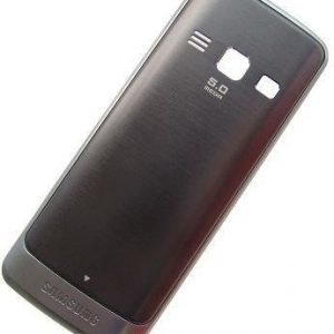 Akkukansi / Takakansi Samsung S5610 silver