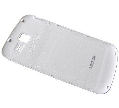 Akkukansi / Takakansi Samsung S7390 Galaxy Trend Lite Fresh/ S7392 Galaxy Trend Lite Duos Fresh valkoinen