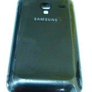 Akkukansi / Takakansi Samsung S7500 Galaxy Ace Plus dark-blue