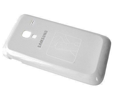 Akkukansi / Takakansi Samsung S7500 Galaxy Ace Plus valkoinen