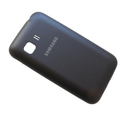 Akkukansi / Takakansi Samsung SM-G130 Galaxy Young 2/ SM-G130H Galaxy Young 2 Duos musta