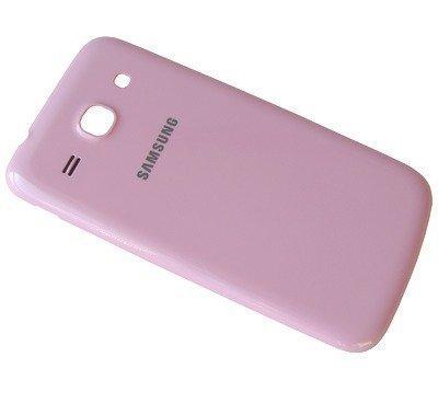Akkukansi / Takakansi Samsung SM-G350 Galaxy Core Plus pink