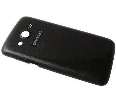Akkukansi / Takakansi Samsung SM-G386F G3518 Galaxy Core Plus LTE musta