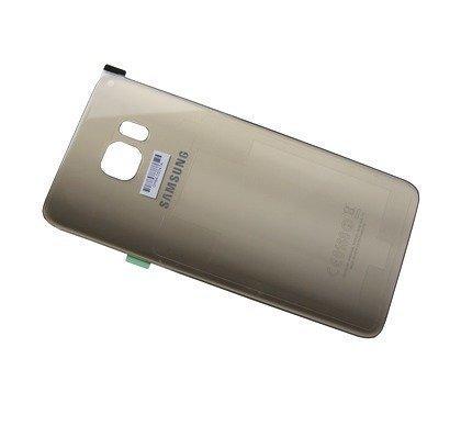 Akkukansi / Takakansi Samsung SM-G928 Galaxy S6 Edge plus gold