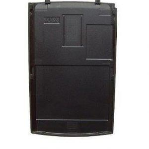 Akkukansi / Takakansi Samsung i780 musta