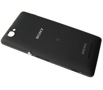 Akkukansi / Takakansi Sony C1904/ C1905 Xperia M musta