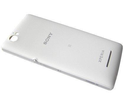 Akkukansi / Takakansi Sony C1904/ C1905 Xperia M valkoinen