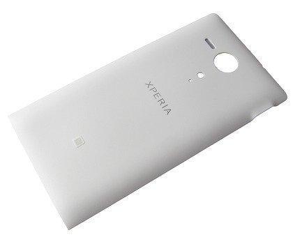 Akkukansi / Takakansi Sony C5302/ C5303/ C5306 Xperia SP valkoinen