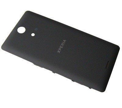 Akkukansi / Takakansi Sony C5502/ C5503 Xperia ZR musta