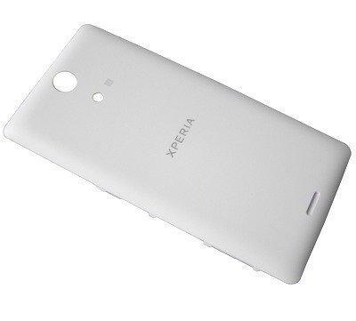 Akkukansi / Takakansi Sony C5502/ C5503 Xperia ZR valkoinen